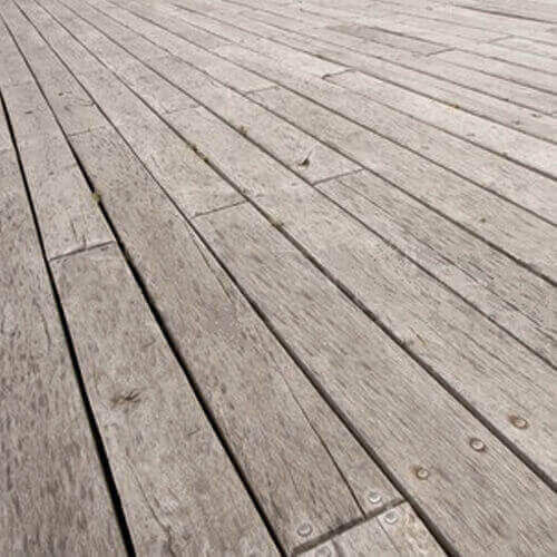 composite decking vs timber