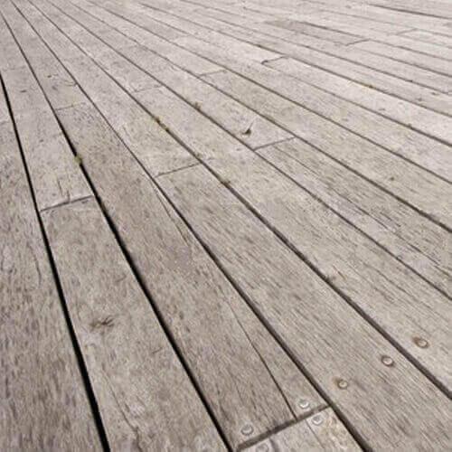 composite decking vs timber