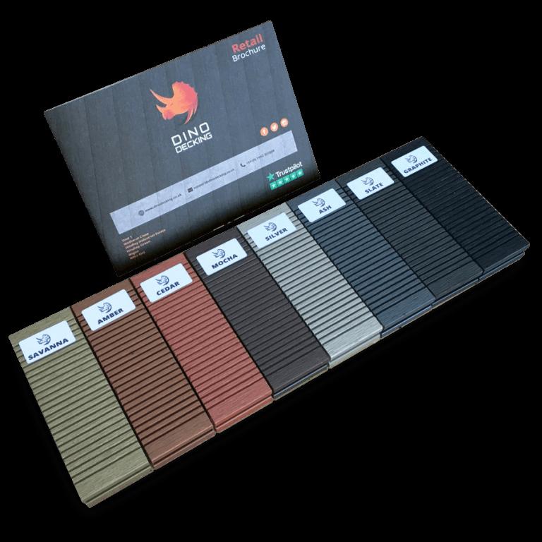 decking sample pack