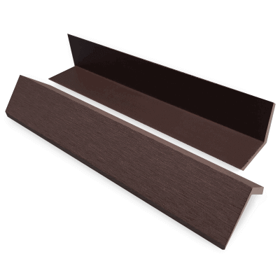 Mocha dino decking composite decking wpc decking for 4m composite decking boards